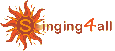 Singing 4 All Logo